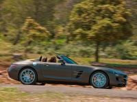 Mercedes Benz SLS AMG Roadster C197 2011 #50