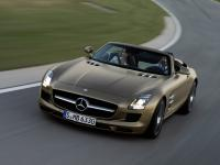 Mercedes Benz SLS AMG Roadster C197 2011 #51