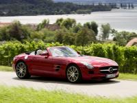 Mercedes Benz SLS AMG Roadster C197 2011 #58