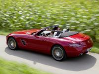 Mercedes Benz SLS AMG Roadster C197 2011 #61