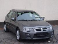MG ZR 5 Doors 2004 #3
