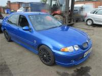 MG ZS 4 Doors 2001 #4