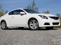 Nissan Altima Coupe 2012 #3