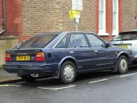 Nissan Bluebird Hatchback 1986 #2
