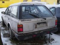 Nissan Bluebird Traveller 1986 #3