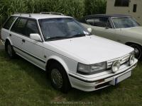 Nissan Bluebird Traveller 1986 #4
