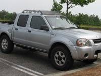 Nissan NP300 Pickup Double Cab 2008 #4