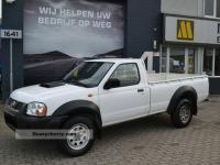 Nissan NP300 Pickup Single Cab 2008 #1