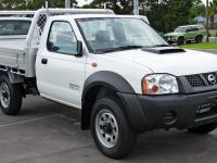 Nissan NP300 Pickup Single Cab 2008 #2