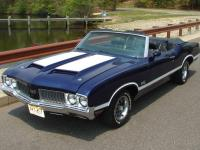 Oldsmobile 442 Convertible 1970 #2