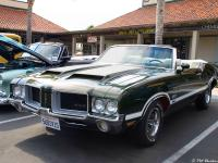 Oldsmobile 442 Convertible 1970 #3