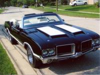 Oldsmobile 442 Convertible 1970 #4