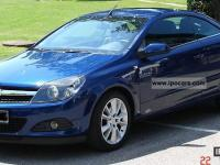 Opel Astra Twin Top 2006 #4