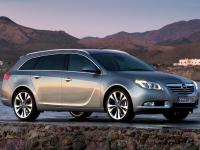 Opel Insignia Sports Tourer 2009 #2