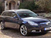 Opel Insignia Sports Tourer 2009 #3