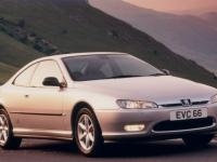 Peugeot 406 Coupe 1997 #1