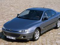 Peugeot 406 Coupe 1997 #4
