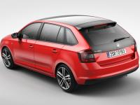 Skoda Rapid Spaceback 2013 #3