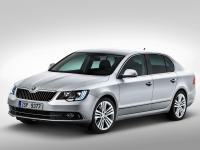 Skoda Superb Estate 2013 #2