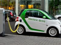 Smart Electric Drive 2012 #2
