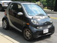 Smart ForTwo Brabus 2003 #4
