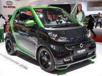 Smart ForTwo Brabus 2012 #2