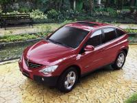 Ssangyong Actyon 2006 #2