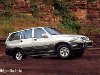 Ssangyong Musso 1998 #2