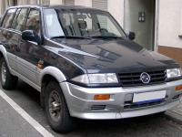 Ssangyong Musso 1998 #3