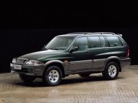 Ssangyong Musso Sports 1998 #3