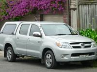 Toyota Hilux Double Cab 2005 #3