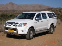 Toyota Hilux Double Cab 2011 #2