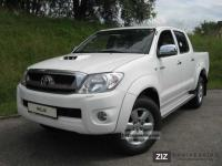 Toyota Hilux Extra Cab 2011 #2
