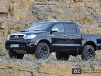Toyota Hilux Extra Cab 2011 #3