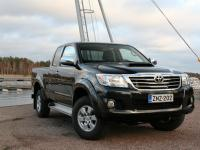 Toyota Hilux Extra Cab 2011 #4