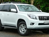 Toyota Land Cruiser 150 5 Doors 2013 #2