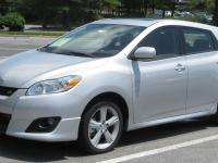 Toyota Matrix 2003 #4