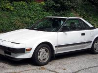 Toyota MR2 1985 #4