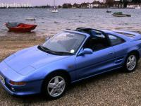 Toyota MR2 1990 #2