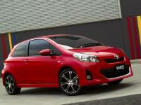 Toyota Yaris Hatchback 2013 #2