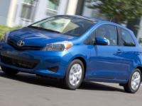 Toyota Yaris Hatchback 2013 #4