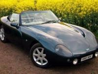 TVR Griffith 1992 #2