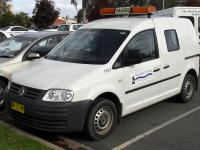 Volkswagen Caddy 2005 #4