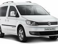 Volkswagen Caddy 2013 #2