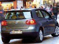 Volkswagen Golf V 3 Doors 2003 #4