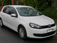 Volkswagen Golf VI 3 Doors 2008 #3