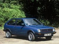 Volkswagen Polo Coupe 1982 #3