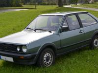 Volkswagen Polo Coupe 1982 #4